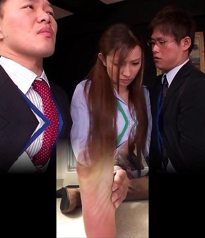 Nao Yoshizaki in Intercourse Marionette Office Lady part 1.1