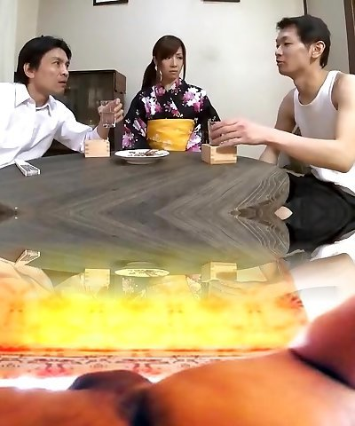 Best Chinese whore Misa Yuuki in Super-naughty Sole Fetish, Cunnilingus JAV video