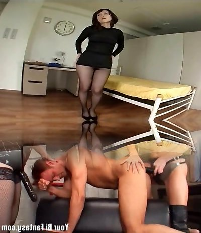 Chinese Hairy Pussy Under Pantyhose