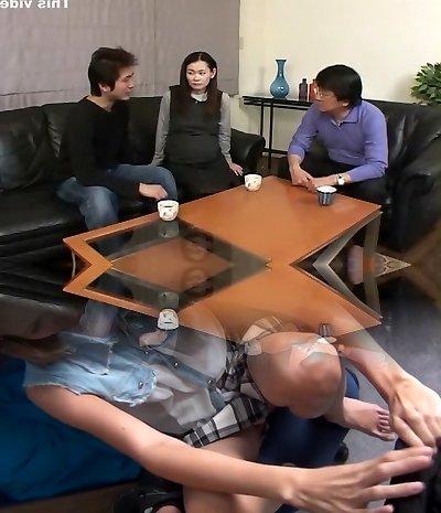 Ultra-kinky Japanese girl in Stellar Solo Female, Pregnant JAV clip