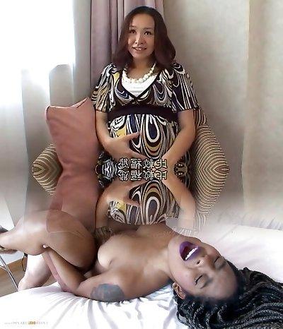 Fabulous Japanese fuckslut in Horny Cunnilingus, Phat Tits JAV scene