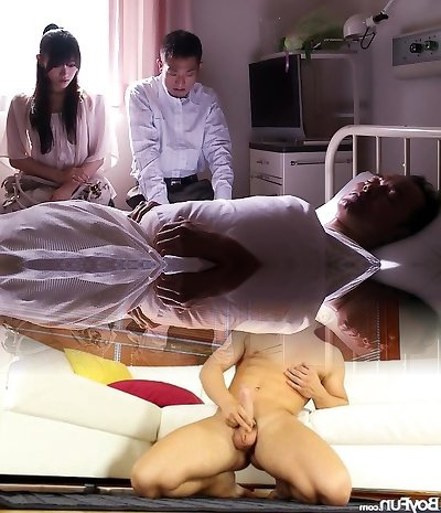 Sho Nishino in I Wished to be Enjoyed by You part 1