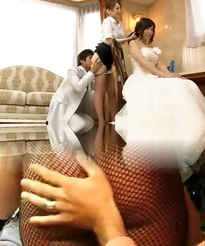 Father Boink The Bride, Scene 3