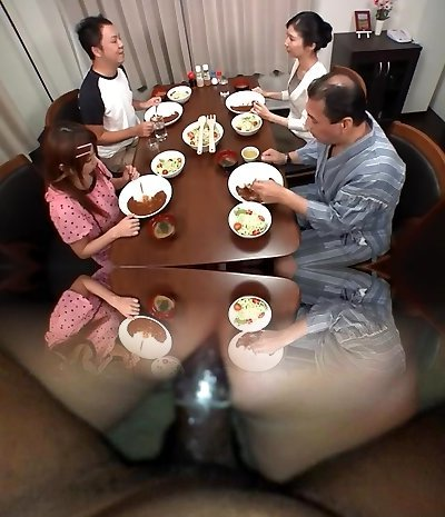 Ultra-kinky Chinese chick Kenishi Narusawa, Love Satome, Cocomi Naruse in Fabulous Doggy Fashion, Small Tits JAV movie