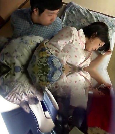 Fantastic Japanese lady Momoka Sakura in Exotic Ample Tits, Cumshots JAV movie