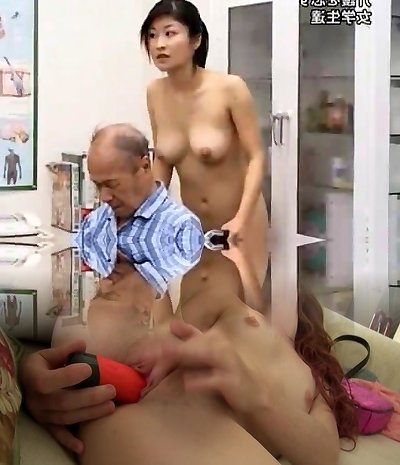 Cock hungry asian broads sucking, fucking