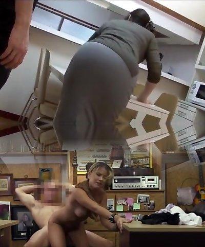 Mom's Immense Ass