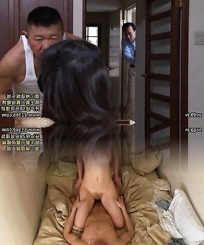 mas 063 japanese asian udders