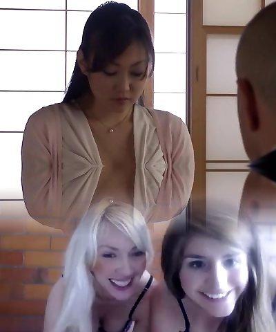 Greatest Japanese girl Sena Sakura in Crazy Masturbation, Wife JAV video