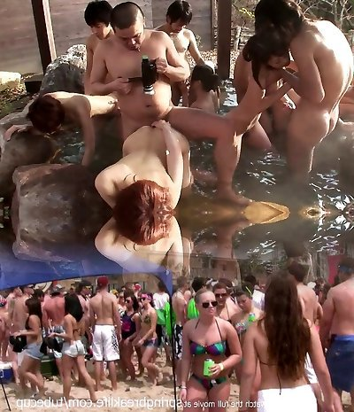 Hottest Asian orgy party withs lots of sluts outdoors