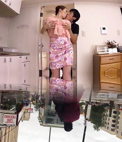 Astounding Chinese tramp Aoi Aoyama in Fabulous JAV censored MILFs, Hairy movie