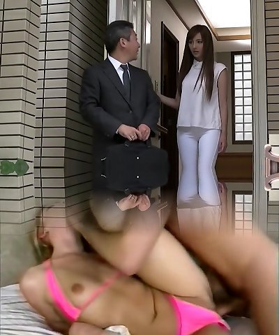 Exotic Japanese woman in Handsome HD, Office JAV video
