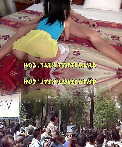 Gutter Drenched Anal Bangkok Street Slapper
