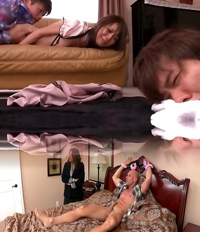 Aino Kishi - Young Wife Who Was Violated In Front Of Husband