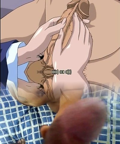 Bigboobs anime licking and riding bigcock in