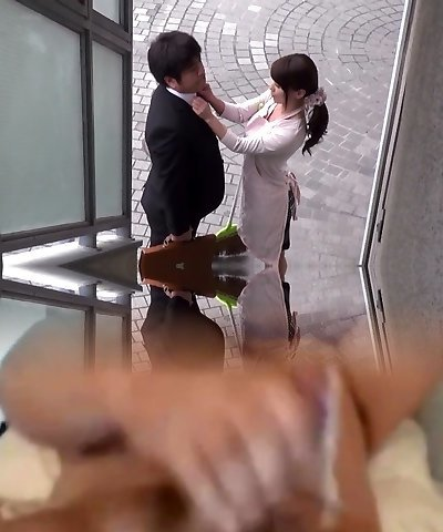 Best Japanese model in Exotic POV JAV tweak