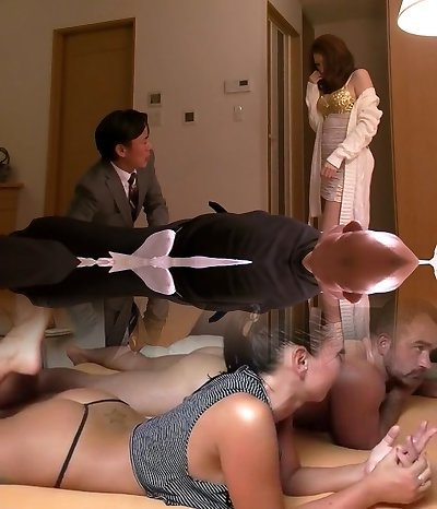 Super-naughty Japanese whore in Finest Wife, Big Tits JAV movie