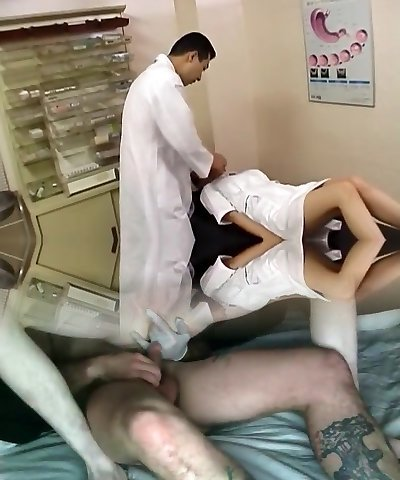 Awesome Japanese whore in Best 69, Uncensored JAV movie