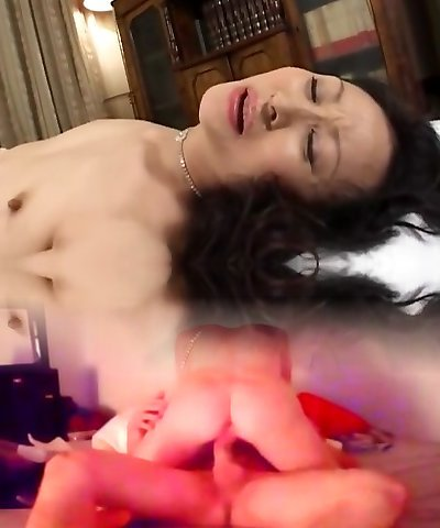 Ultra-kinky Japanese gal in Exotic Uncensored, Dildos/Toys JAV video