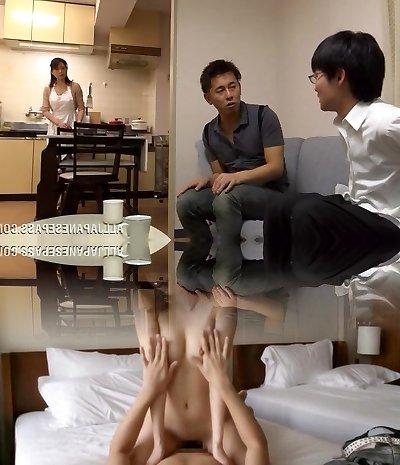 Eriko Miura mature and wild Asian nurse in posture 69