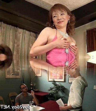 Incredible homemade JAV Uncensored, 69 xxx video