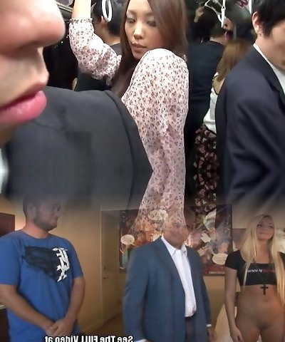 Greatest Japanese slut Kyouko Maki, Nana Shiboku, Sena Sakura in Hottest Masturbation, Public JAV scene