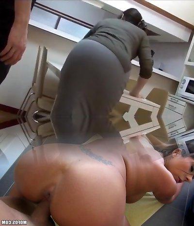 Mom's Fat Ass