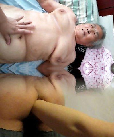 One Of My Fav Plump Japanese Granny