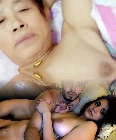 Asian granny3