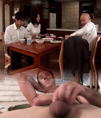 Next To The Mummy ... Spouse To Forgive Body To Sonny ... Fujie Yoshie Digital Mosaic Takumi
