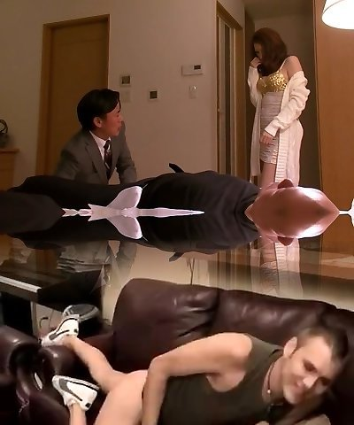 Crazy Japanese whore in Hottest Wife, Big Tits JAV vid