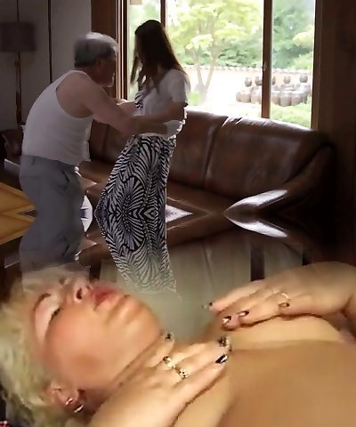 the old nan and nice female sex scene