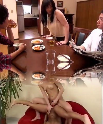 Hot asian mothers-in-law