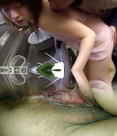 CMNF unfaithful Chinese wife kitchen play
