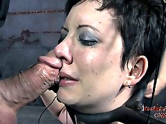 Cherry Torn is going to face the BDSM double team that every slut dreams of