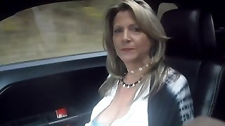52 YO MILF truck riding prt2