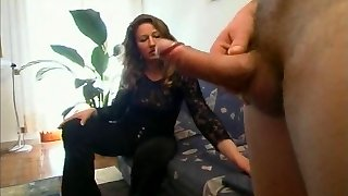 mature italian mom nailed