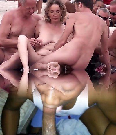 Strand Heiß Nackt Porno