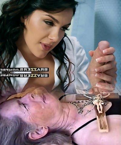 Brazzers Große Titten Blonde Krankenschwester