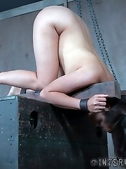 Milcah Halili is as wrapped up in chain bondage as they are wrapped around O.T.s finger, and...