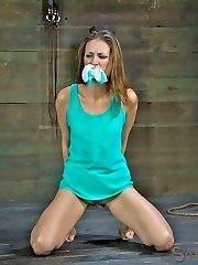 Hailey Young is a sexual athlete, the kind of girl that can take everything you throw at her...