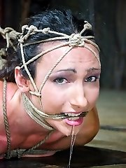 Wenona is one of the hottest bondage models out there right now. She is a rare treasure. We have...