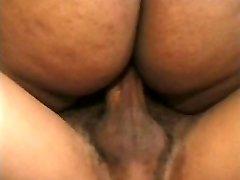 So deep ass gaping bubble butt black babe