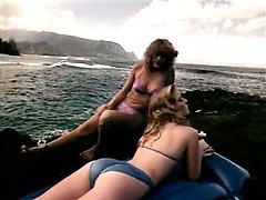 Shauna Grant, Debi Diamond, Ron Jeremy in vintage porn video