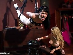 In this special Electrosluts Feature, Mizz Amanda Marie finds that she has been having strange...