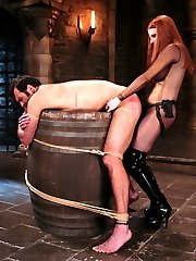 Lady Lydia is as experienced and cruel as she is beautiful, and in this week?s update she dishes...