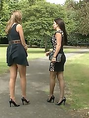 Debbie and Imelda are two of the loveliest ladies, men drool at the sight of them because they...