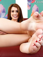 Joseline Kelly is learning the ropes at her new massage job. All these guys seem to want are...