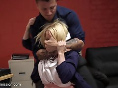 When sultry business executive Nikki Delano tries to fire her lead editor, Mr. Pete takes things...