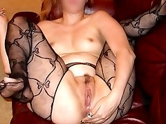 I really admire smooth stockings and always ask my GF to wear them while making love.